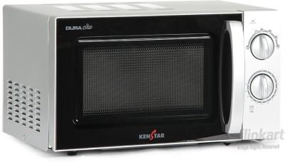 Kenstar KM20SSLN 17 L Solo Microwave Oven (Silver)