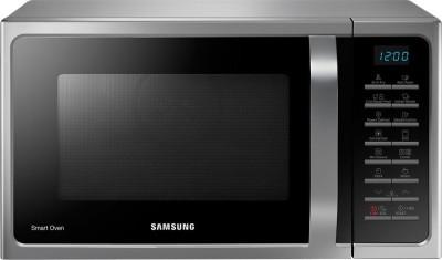 Samsung MC28H5025VS/TL 28 L Convection Microwave Oven (Silver)