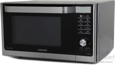 Samsung 32 L Convection Microwave Oven Mc32f604tct Tl Stainless Steel
