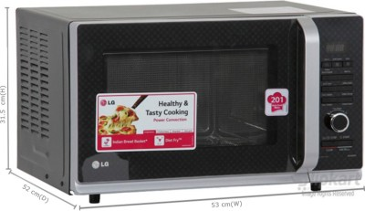 LG MC3283AG 32L Convection Microwave Oven