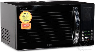 Onida MO27CJS27B 27 L Convection Microwave Oven (Black)