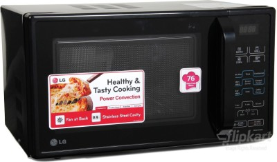 LG MC2144CP 21 L Convection Microwave Oven (Black)