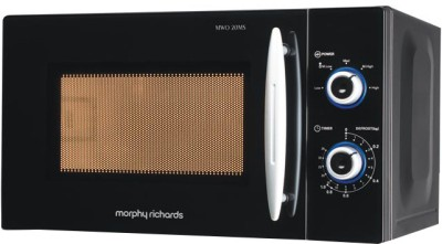 Morphy Richards 20MS 20 L Solo Microwave Oven (Black)