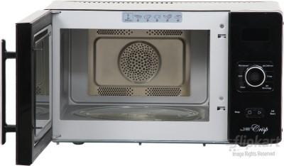 Whirlpool 25L Jet Crisp 25 L Convection Microwave Oven (Black)