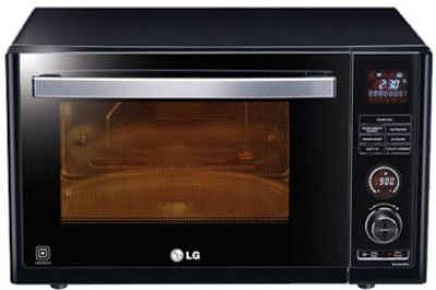 LG MJ3283BKG 32 L Convection Microwave Oven (Black)