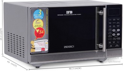 IFB-25DGSC1-25L-Microwave-Oven