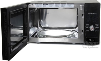 Onida MO25CJS25B 25 L Convection Microwave Oven (Black)