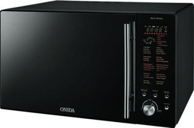 Onida MO28CJS16B 28 L Convection Microwave Oven (Black Beauty)