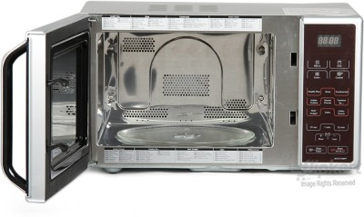 LG MC2143BPP 21 L Convection Microwave Oven (Silver)