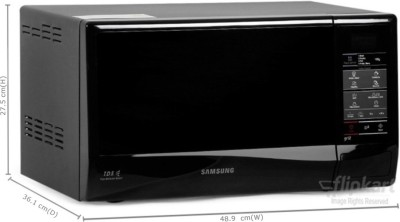 Samsung GW732KD-B/XTL Grill Microwave Oven