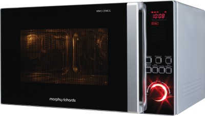 Morphy Richards 25MCG 25 L Convection Microwave Oven (Silver)