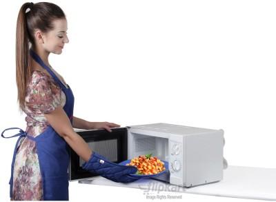 Bajaj 1701MT 17 L Solo Microwave Oven (White)