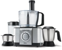 Morphy Richards Icon DLX 1000 W Mixer Grinder (Black, 11 Jars)