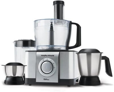 Morphy Richards ICON DLX 1000W Food Processor