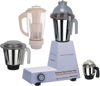 Sunmeet Perfection 1000 W Mixer Grinder (White, 4 Jars)