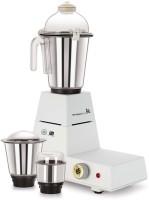 Bhagyashree Electricals Kitchen Machine 750 W Mixer Grinder (White, 3 Jars)