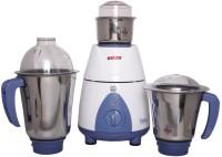 Asian Trinity 750 W Mixer Grinder (White, Blue, 3 Jars)