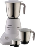 Morphy Richards Elite Essential 500 W Mixer Grinder (White, 3 Jars)