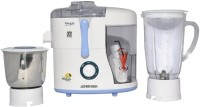 MAGIC SURYA MARVEL 550 W Juicer Mixer Grinder (White & Blue, 2 Jars)