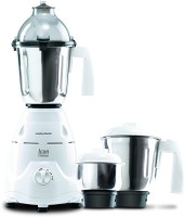 Morphy Richards Icon Classique 750 W Mixer Grinder (White, 3 Jars)