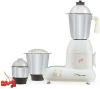 Orpat Kitchen Gold 750 W Mixer Grinder (White, 3 Jars)