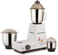 Sumeet DXE 550 W Mixer Grinder (White, 3 Jars)