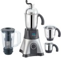Boss Cyclone 750 W Mixer Grinder - Black,Silver, 4 Jars