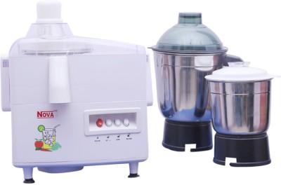 Nova Glory 500 W Juicer Mixer Grinder