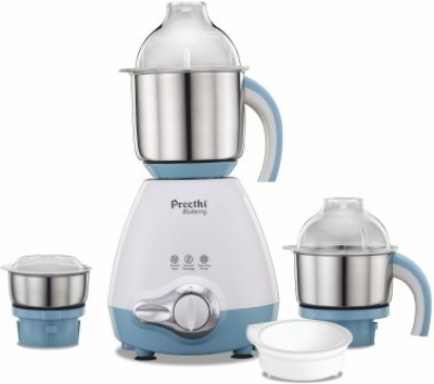 Preethi-Blueberry-750W-Mixer-Grinder