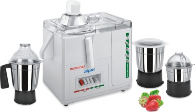 Buy Jaipan Juicer Mixer Grinder With 3 S.S. Jars Juicer Mixer Grinder: Mixer Grinder Juicer