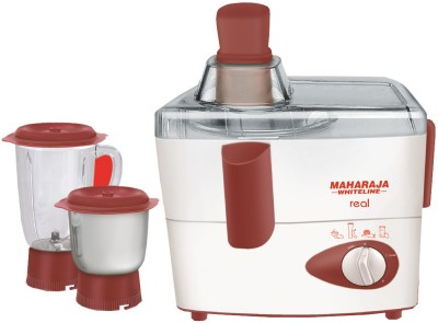 Maharaja Whiteline Real JX-102 450W Juicer Mixer Grinder