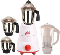 First Choice FC-MG16 67 750 W Mixer Grinder (Red, 4 Jars)