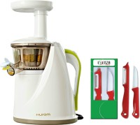 Wonderchef Slow Juicer with Cap by Hurom Juicer Extractor: Mixer Grinder Juicer