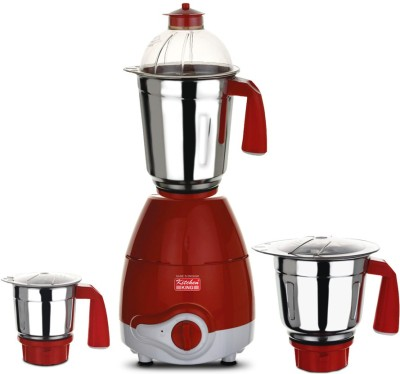 Kitchen-King-Red-Chille-750W-Mixer-Grinder
