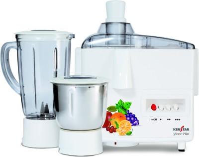 Kenstar Yuva Plus (KJY50W3P) 500W Juicer Mixer Grinder