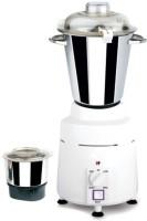 Cello Hotel King 1100 W Mixer Grinder (White, 2 Jars)