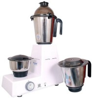 Sumeet Domestic Dxe 550W (specially For Canada/Americs) 550 W Juicer Mixer Grinder (White, 3 Jars)