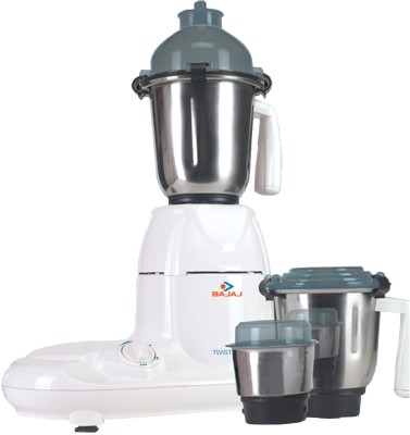 Buy Bajaj Majesty Twister 750 Mixer Grinder: Mixer Grinder Juicer
