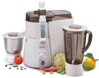 Sujata Powermatic Plus 810 W Juicer Mixer Grinder (White, 2 Jars)