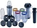 Skyline VI-222 300 W Juicer Mixer Grinder - Multicolor, 7 Jars