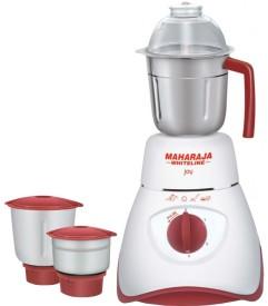 Maharaja-Whiteline-MX-130-550W-Mixer-Grinder-(3-Jars)