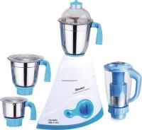 Sunmeet Sunmeet Preet Advantage 750 W Mixer Grinder (White, Blue, 4 Jars)