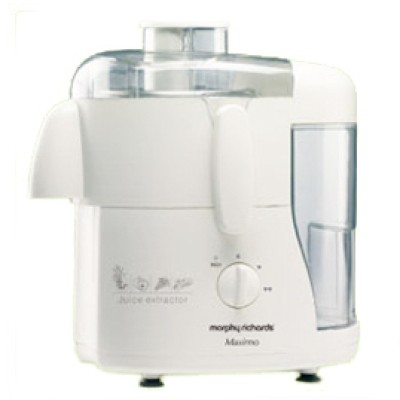 Buy Morphy Richards Maximo 450 Watts Juicer: Mixer Grinder Juicer