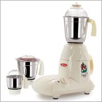 BALA KITCHEN KING 550 W Mixer Grinder (WHITE, 3 Jars)