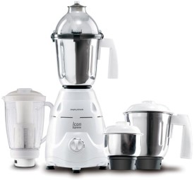 Morphy Richards Icon Supreme 750 W Juicer Mixer Grinder