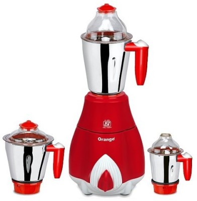Orange Enjoy 750W Mixer Grinder