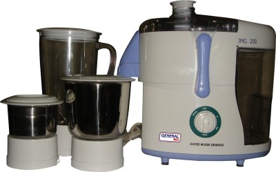 General AUX JMG200 450W Juicer Mixer Grinder