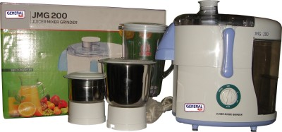 General-AUX-JMG200-450W-Juicer-Mixer-Grinder