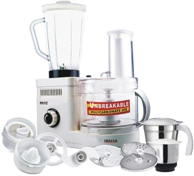 Inalsa Maxie Deluxe Food Processor