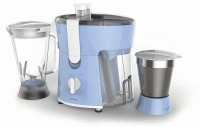 Philips HL 7575 600 W Juicer Mixer Grinder (Blue, 2 Jars)
